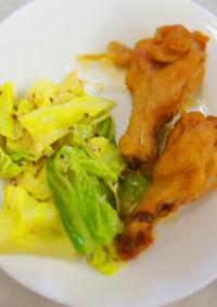 簡単変わり煮☆鶏肉のマーマレード煮