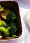 ✨温野菜とおにぎり こども弁当✨