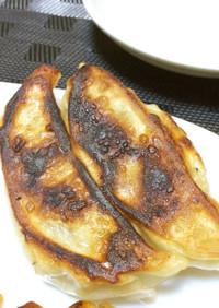 焼き餃子の復活 焼き直し焼き餃子