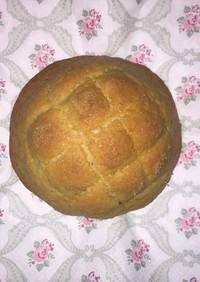 カリフワ簡単!メロンパン