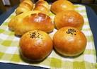 カワイイ(*^^*)パン4種類