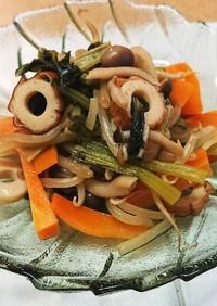あと1品  ✿もやしと小松菜の煮びたし✿