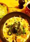 低糖質・糖質ゼロ麺で明太クリームパスタ風