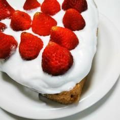 超簡単‼チョコレートショートケーキ