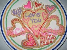 ♡世界一簡単♥バレンタインクッキー♡