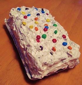 アレンジ☆シンプルケーキが30以内で