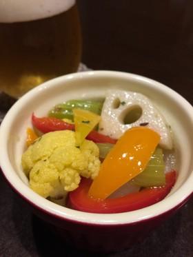 彩り野菜✿の炒めマリネ