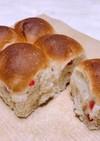 粒ジャムちぎりパン