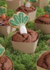 ♡野菜畑のアイシングクッキー♡