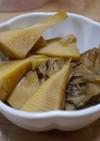 筍と舞茸煮