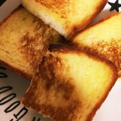新食感!2分で作れるさくふわトースト