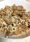 卵白消費に!鶏モモ肉と卵白のポン酢炒め