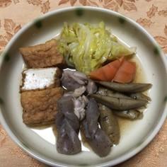 春野菜の煮物