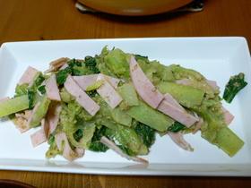 野菜をおいしく☆ナムル
