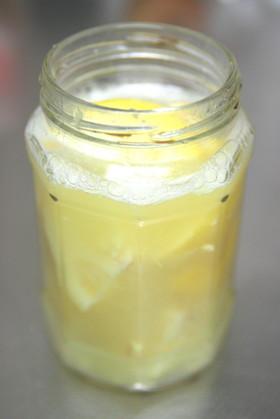レモン天然酵母