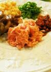 甘塩鮭で鮭フレーク