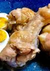 サラダ風味♡塩味の手羽元スッパさっぱり煮