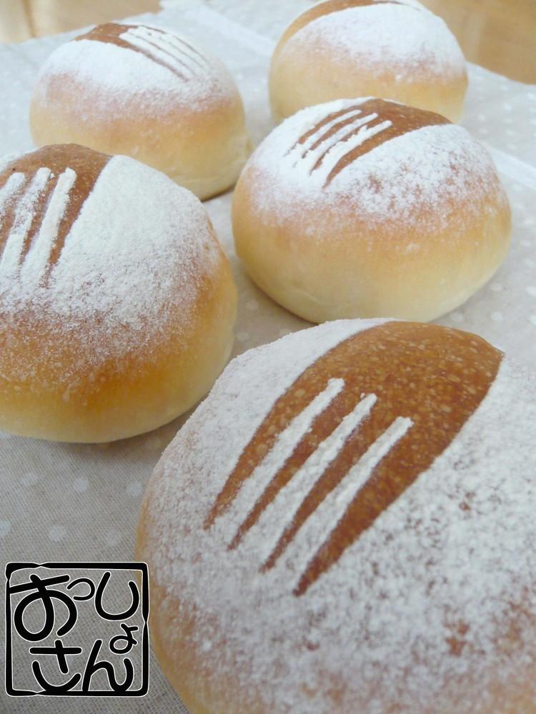 HBで作る明太子inフランスパン