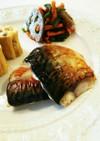 お弁当用 鯖の塩焼き