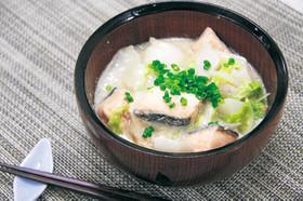 鮭のクリーム煮