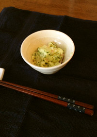 簡単 ポテサラ 男の料理
