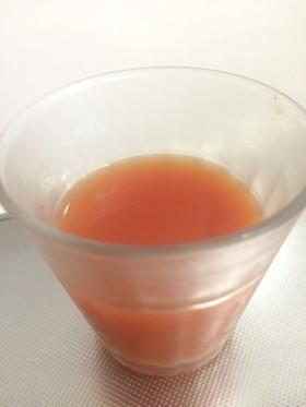 野菜ジュースで離乳食ゼリー