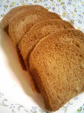 HB☆チョコ食パン