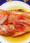 簡単 和食✿金目鯛の煮つけ✿白だしで