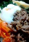 筍とわらび♪春野菜のビビンバ!