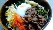 筍とわらび♪春野菜のビビンバ!の写真