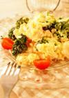 海老とブロッコリーのタルタルサラダ