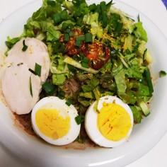ウマ辛サラダふるる冷麺