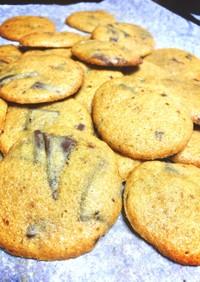 チョコチャンク(アメリカン)クッキー