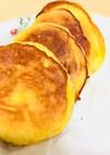 ヨーグルトでカリふわ人参揚げパンケーキ