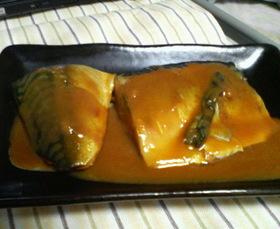 ☆簡単さばの味噌煮☆