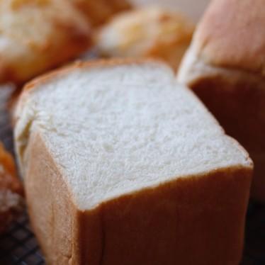 しっとりふわ〜♡乃が美風生クリーム食パン