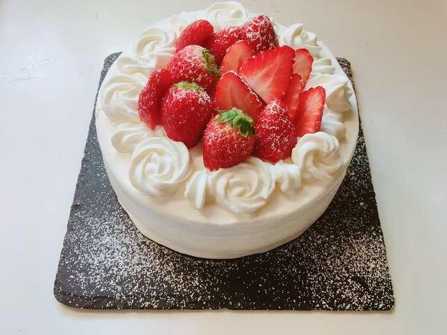 ショート ケーキ