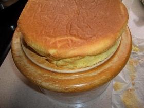 簡単♪スポンジケーキ