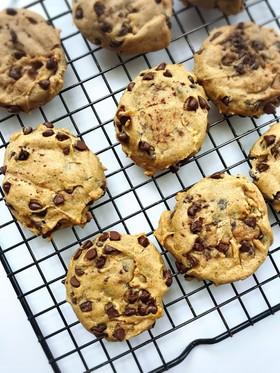 卵•乳製品無し 南瓜のしっとりクッキー