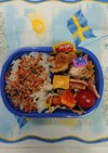 ☆幼稚園年少さんのお弁当4月②☆