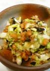 キャベ納豆