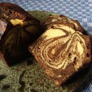 *大人味!珈琲マーブルパウンドケーキ*の写真