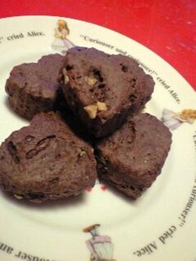 チョコレートスコーン