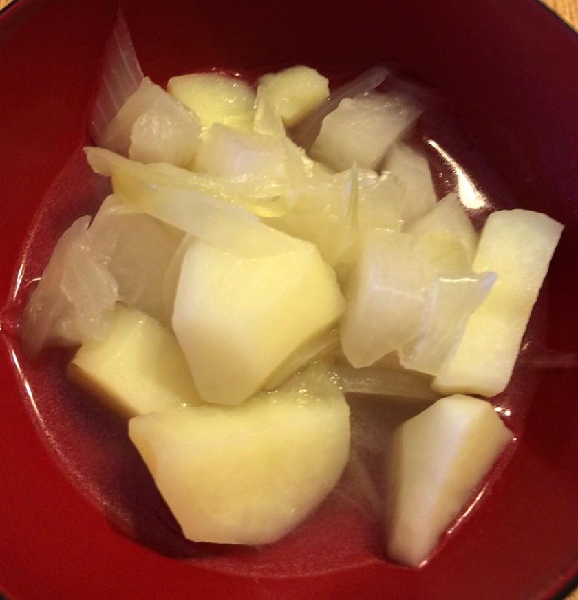 野菜とろける塩ポトフ