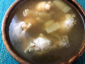 食べる風邪の特効薬!チキンスープ