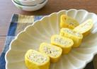 簡単☆えのきバター醤油の卵焼き☆お弁当