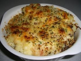 ☆カリフラワーの オーブンチーズ焼き