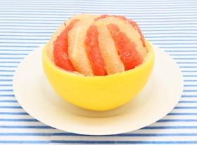 甘酸っぱい*グレープフルーツマリネ