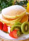 ♥米粉のハワイアンパンケーキ♥