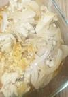 余り物麻婆豆腐